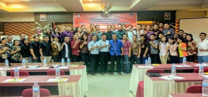 Tekan NPL, DPK Perbarindo Bali Gelar Pelatihan Analisis Kredit